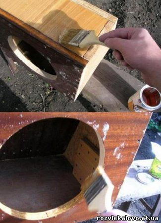 Как сделать саб для авто своими руками